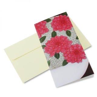 Korea Folk Greeting Card from iswas