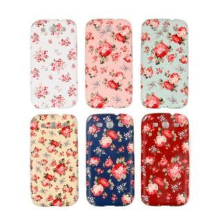 POUR VOUS Floral Print Galaxy S3 Case from iswas