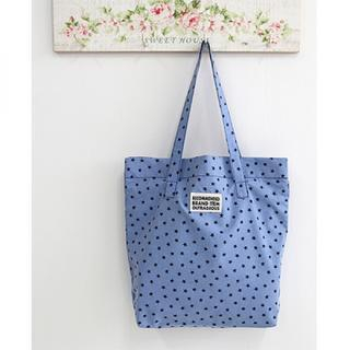 Star Print Shopper Bag from iswas