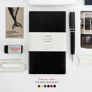 The Basic Series Pocket Diary from iswas