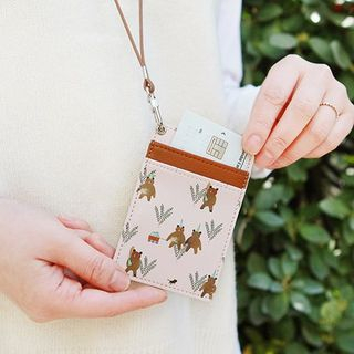 Willow Story Series Card Holder With Strap from iswas