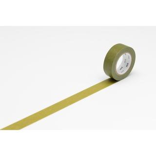 mt Masking Tape : 1P Greenish Brown from mt