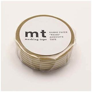 mt Masking Tape : mt 1P Border Gold from mt