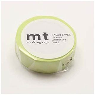 mt Masking Tape : mt 1P Pastel Lime from mt