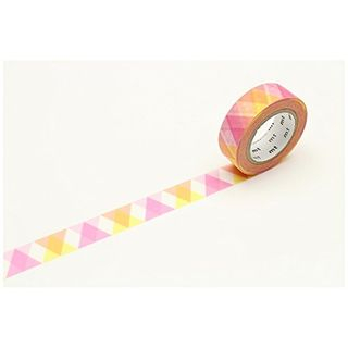 mt Masking Tape : mt 1P Triangle & Diamond Pink from mt