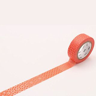 mt Masking Tape : mt 8P Line Pattern Red (8 Pieces) from mt