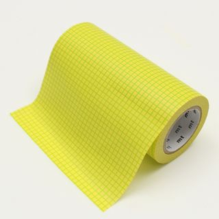 mt Masking Tape : mt CASA 100mm Grid Rapeseed from mt