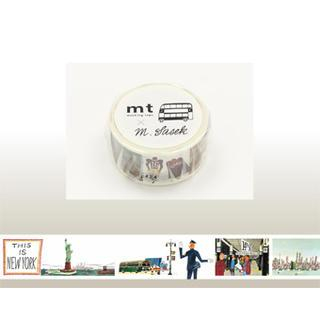 mt Masking Tape : mt Miroslav Sasek This is New York from mt