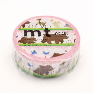 mt Masking Tape : mt ex Animals wake up from Hibernation One Size from mt