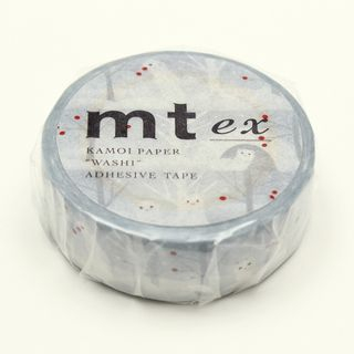 mt Masking Tape : mt ex Stoat in Snow One Size from mt