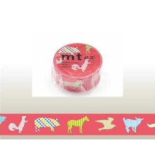 mt Masking Tape : mt ex animal dot from mt