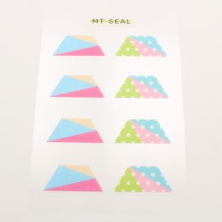 mt Masking Tape : mt seal Geometria Trapezium from mt