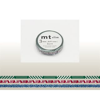 mt Masking Tape : mt slim 3mm Dull Tone from mt