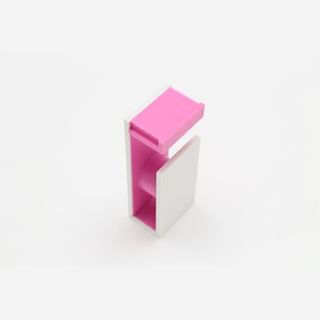 mt Masking Tape : mt tape cutter 2tone (White x Pink) from mt