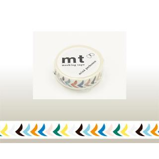 mt Masking Tape : mt x mina perhonen bird petit mix from mt