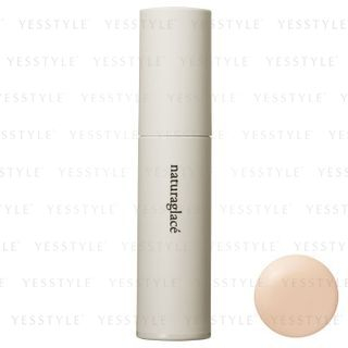 naturaglace - Silky Smooth Liquid Foundation 01 Natural Ocher 20ml from naturaglace